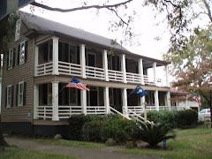 A Back Porch