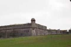 Castillo San Marcos Fort