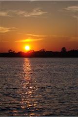 Sunset at Butler Island