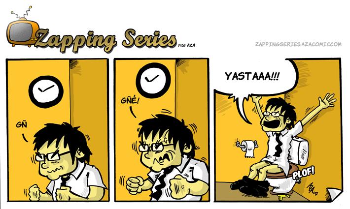Hiro Nakamura Comic Nuestro Querido Hiro Nakamura
