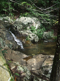 Rose River Falls, Shenandoah National Park