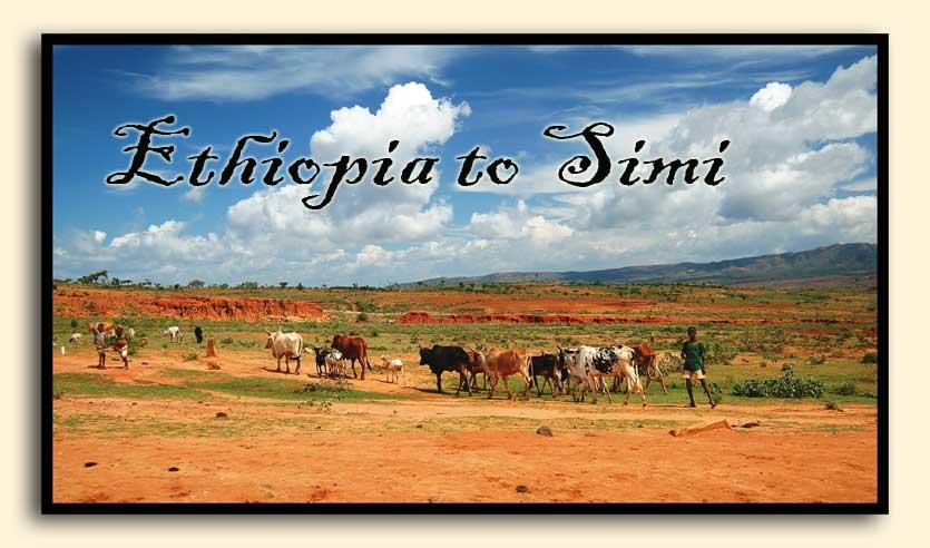 Ethiopia to Simi