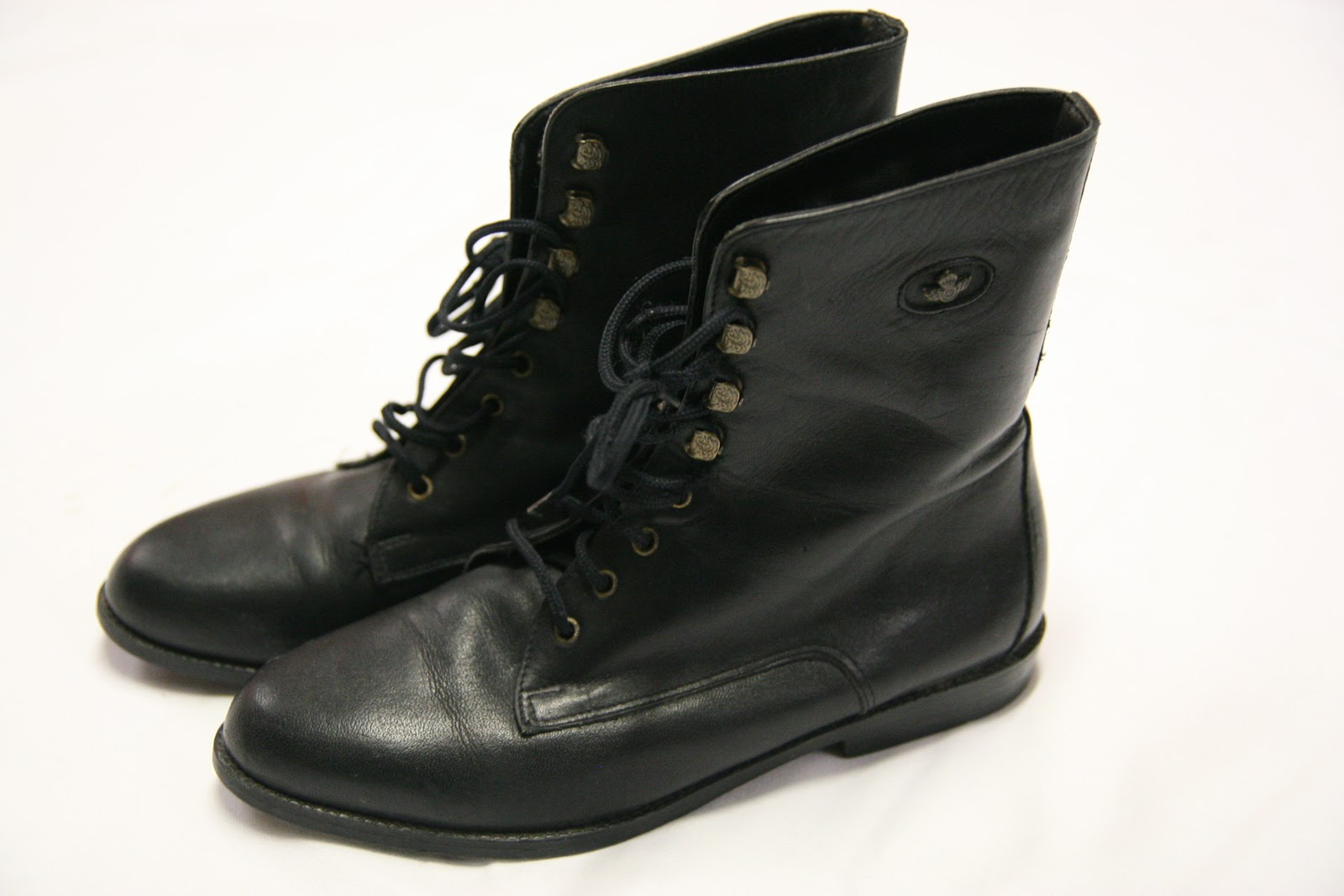 Thrift and Shout: Trend Alert: Combat Boots
