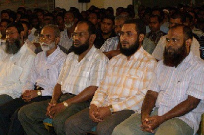 The making of the ancient Dhivehi island people into semi-Arab Muslims