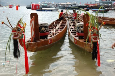 NAMC montessori going out culture curriculum activities dragon boat festival