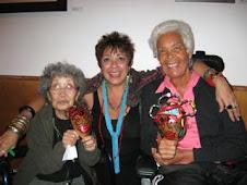 Yuri Kochiyama, Dylcia Pagan, and Kiilu Nyasha