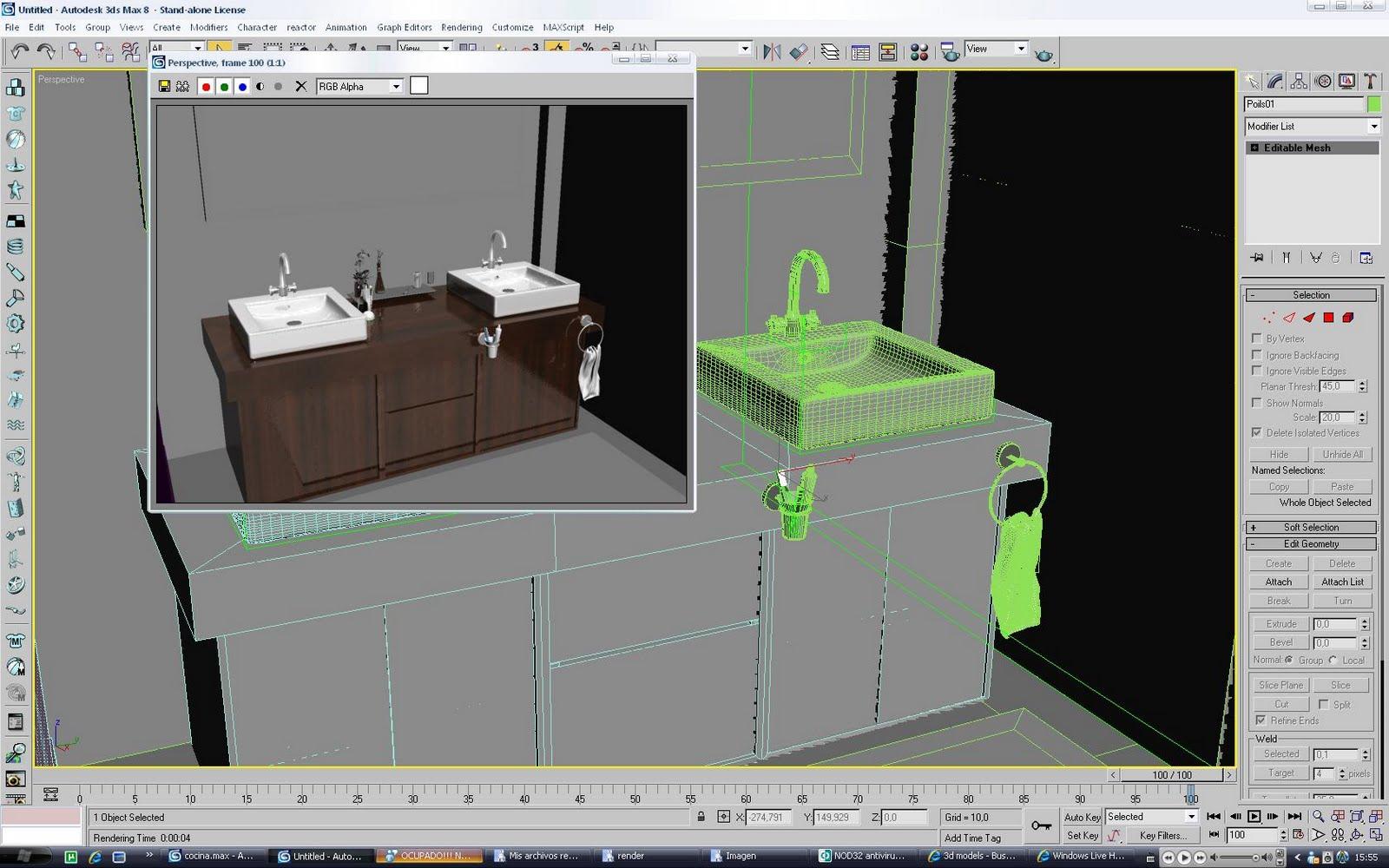 Discreet 3d studio max v7 version franaise burloita for 3d studio max torrent