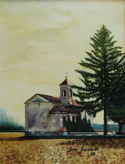 """La chiesetta di """"Villa Alice"""" - Casalcermelli"""