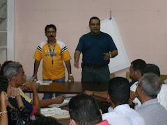 ENCUENTRO CON ESTUDIANTES DE ICCA - SAN FELIX - MUNICIPIO CARONI