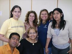COMPARTIR CON LA DRA. MARTA FERNANDEZ. PROFESORA DE LA UNIVERSIDAD DE LA HABANA. CUBA