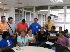 REUNUÓN PREPARATORIA A LA PRIMERA ELECCIÓN DE COORDINADOR- 2008