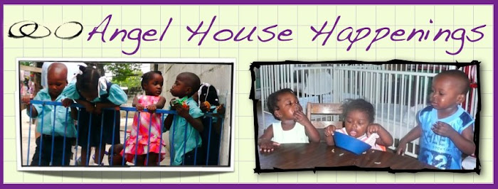 Angel House Happenings