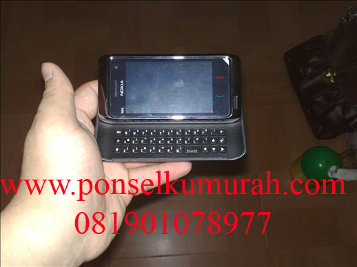 REPLIKA NOKIA N98 HARGA Rp 1.000.000,-