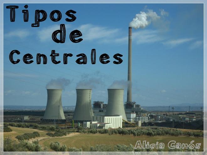Tipos de centrales
