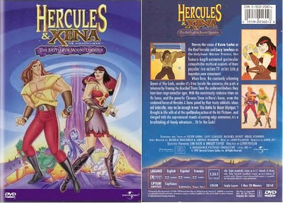 Hercules and Xena: The Battle for Mount Olimpycus