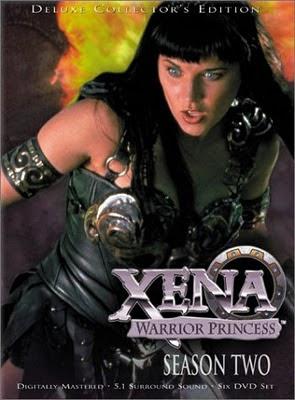 Xena A Princesa Guerreira 2 temporada