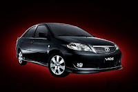 Car Rental - Toyota Allion For Rent