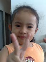 Adina 3 Tahun