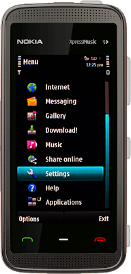 Nokia 5530 Xpress Music new touch-screen device available for testing on Perfecto Mobile's Handset Cloud Service