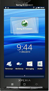Perfecto Mobile enables testing on the new Android based Sony Ericsson Xperia X10