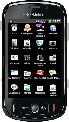 Perfecto Mobile enables testing of the T-Mobile Pulse Android-based smartphone