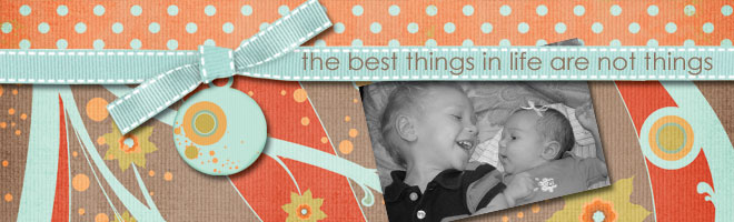 The best things in life are not things.