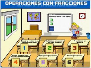 Tema 7 «Operaciones con fracciones»