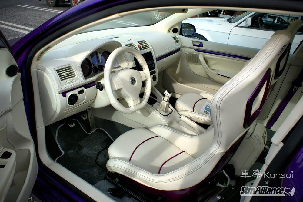 VWVortex.com - Rare Mk5 interior?