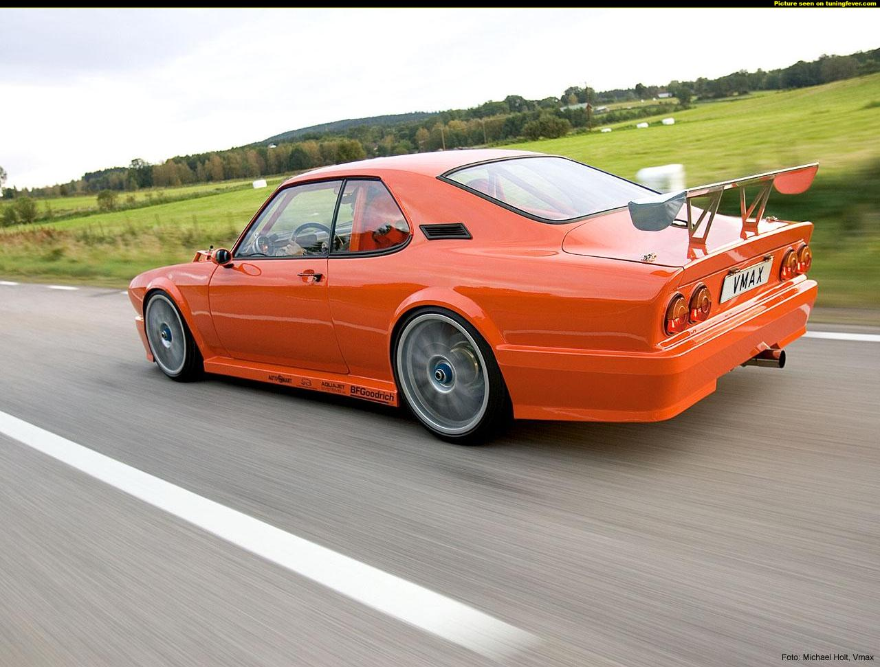 Incredible Opel Manta