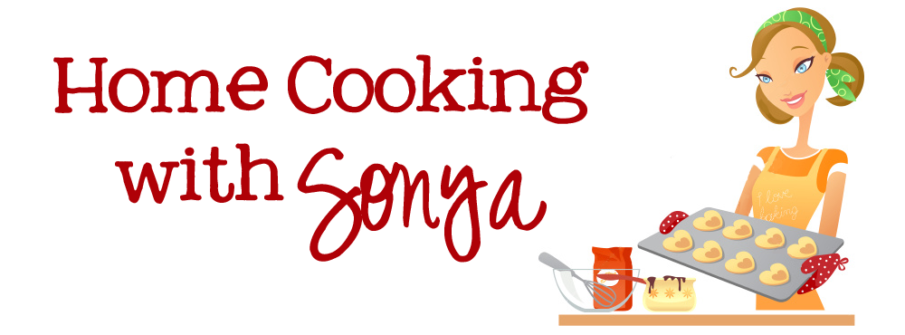 Home Cooking with Sonya
