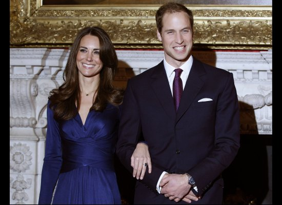 kate and william engagement photos. kate middleton and william