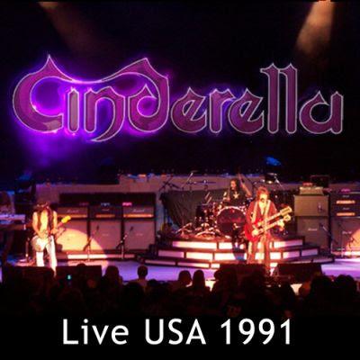 Cinderella - Live Songs