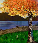 Autumn at Porteau Cove