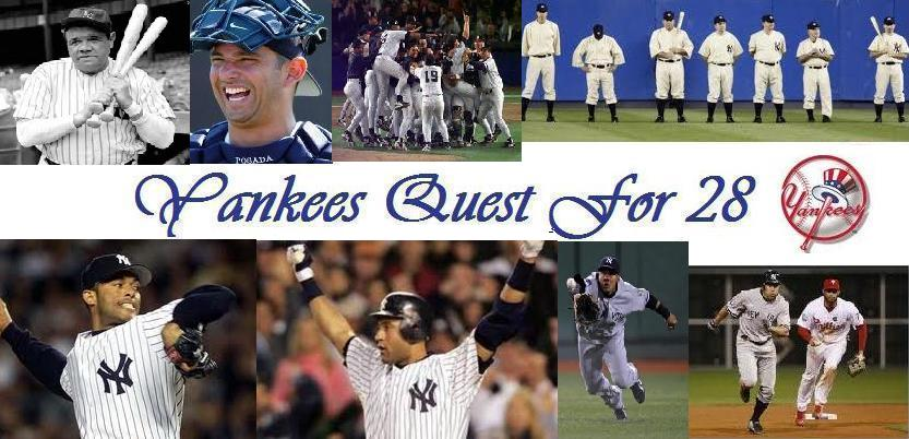 .Yankees Quest for 28