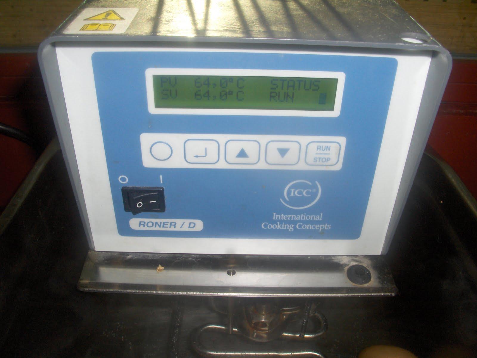 Restaurante el roner y los huevos a baja temperatura - Cocinar a baja temperatura ...