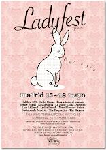 ladyfest en marcha