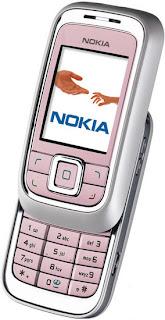 Nokia 6111 Pink Sim Free Phone