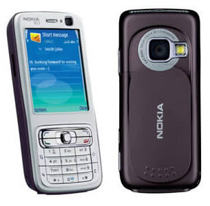 Nokia N73 Sim Free Mobile Phone Review