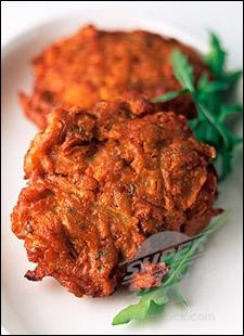 Onion Bhaji's