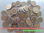 1000 Rupiah Kelapa Sawit 1996,2000
