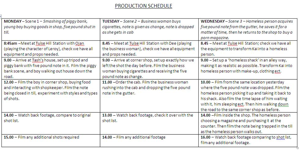 Event Production Schedule Template  SaveBtsaCo