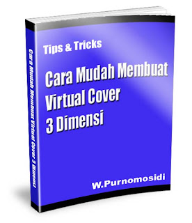 ebook virtual cover 3 dimensi