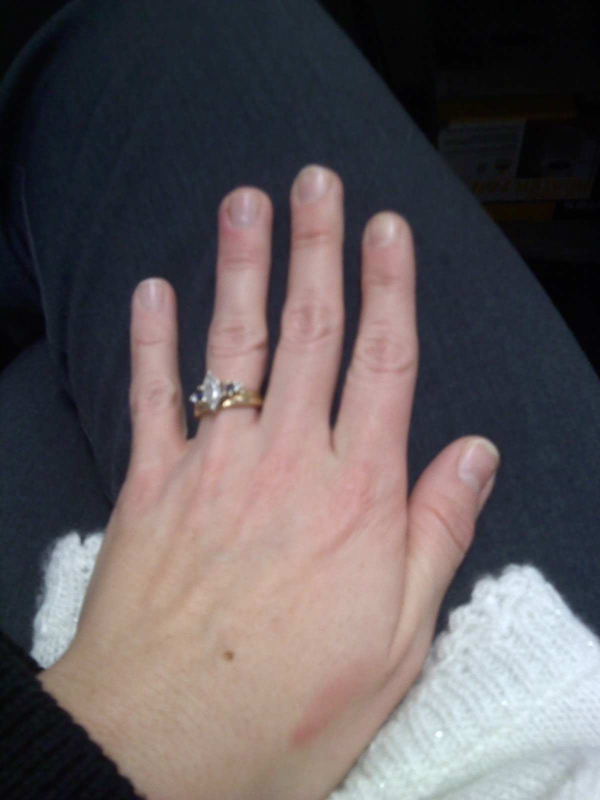Behind the Stone Wall: My Honest Opinion: Nail polish is not for ...
