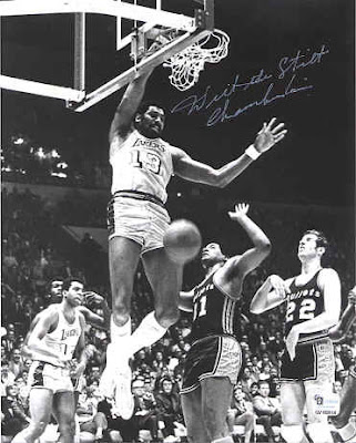 wilt chamberlain dunk