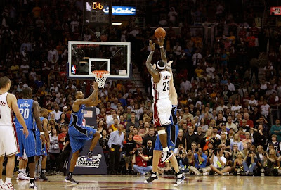 lebron james game winner
