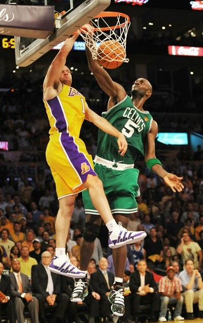 You Got Dunked On 2010 NBA Finals