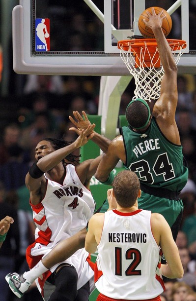 paul pierce dunk on channing frye. Paul Pierce straight