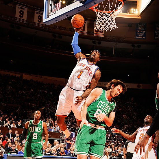 amare stoudemire knicks dunk. Order by -- james dunks posted