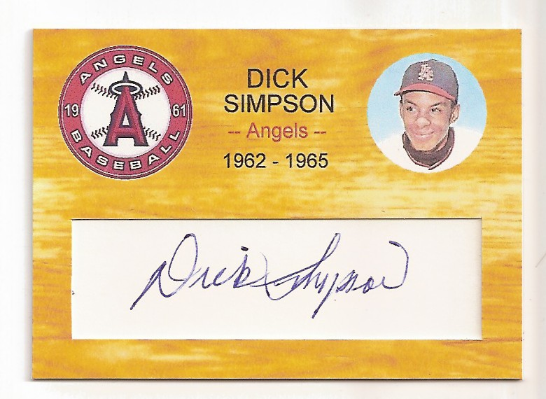 Signed by the Los Angeles Angels as an amateur free agent ...