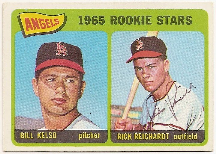 June 24, 1964: Signed by the Los Angeles Angels as an amateur free agent.